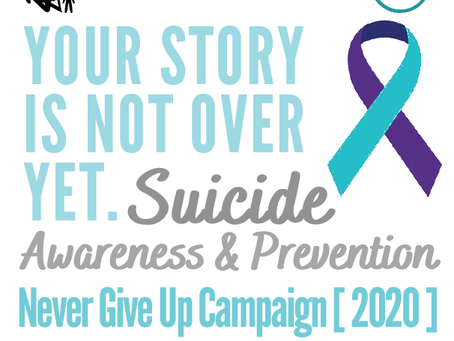CFS Suicide Awareness Challenge: How you can help