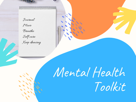What's in your mental health toolkit?