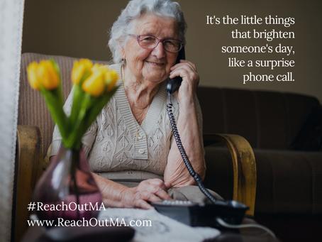 #ReachOutMA wants to help us be better neighbors