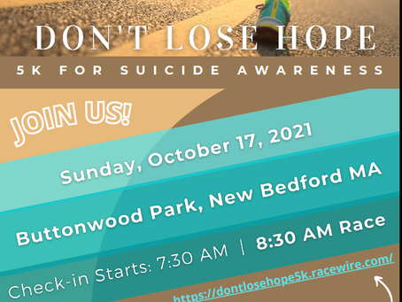 Raising suicide awareness one stride at a time