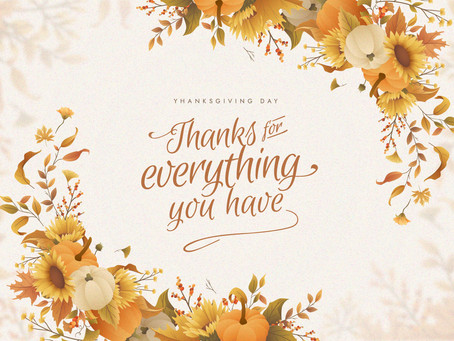 Uplifting quotes to inspire your Thanksgiving Day
