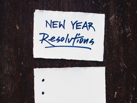 Why you shouldn't make New Year's resolutions in 2021