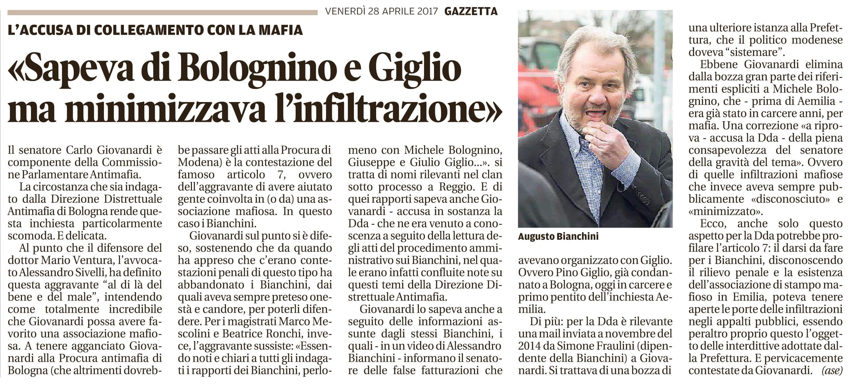 Sapeva di Bolognino e Giglio