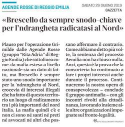 Le Agende Rosse di Reggio e p.