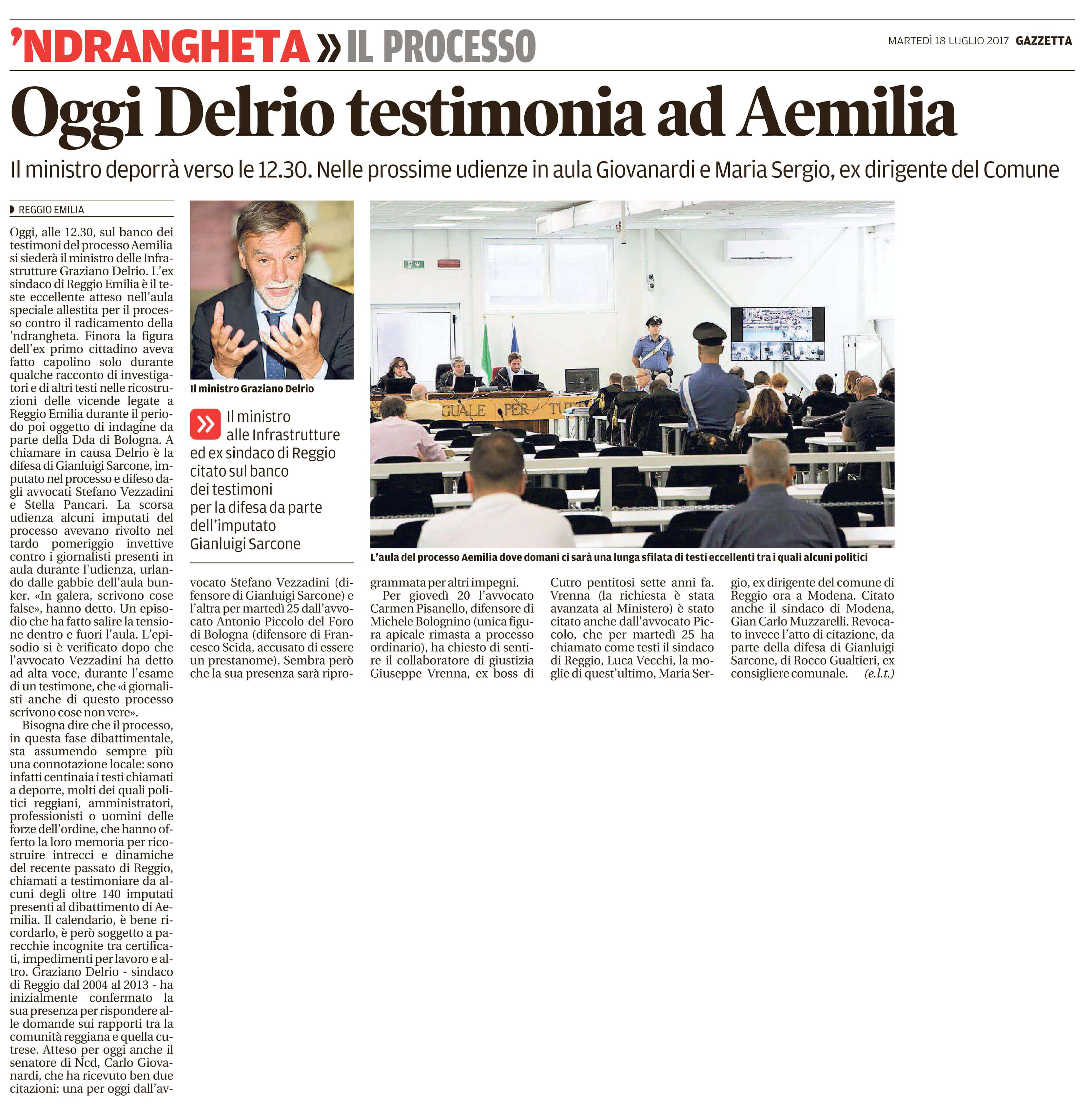 Delrio ad Aemilia
