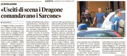 Dopo i Dragone comandavano i Sarcone