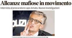 Alleanze mafiose in movimento