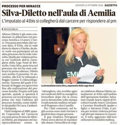 13 ottobre GdR Catia Silva