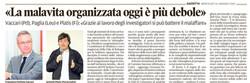 La malavita organizzata (mafia)