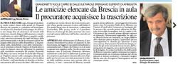 Le amicizie di Brescia