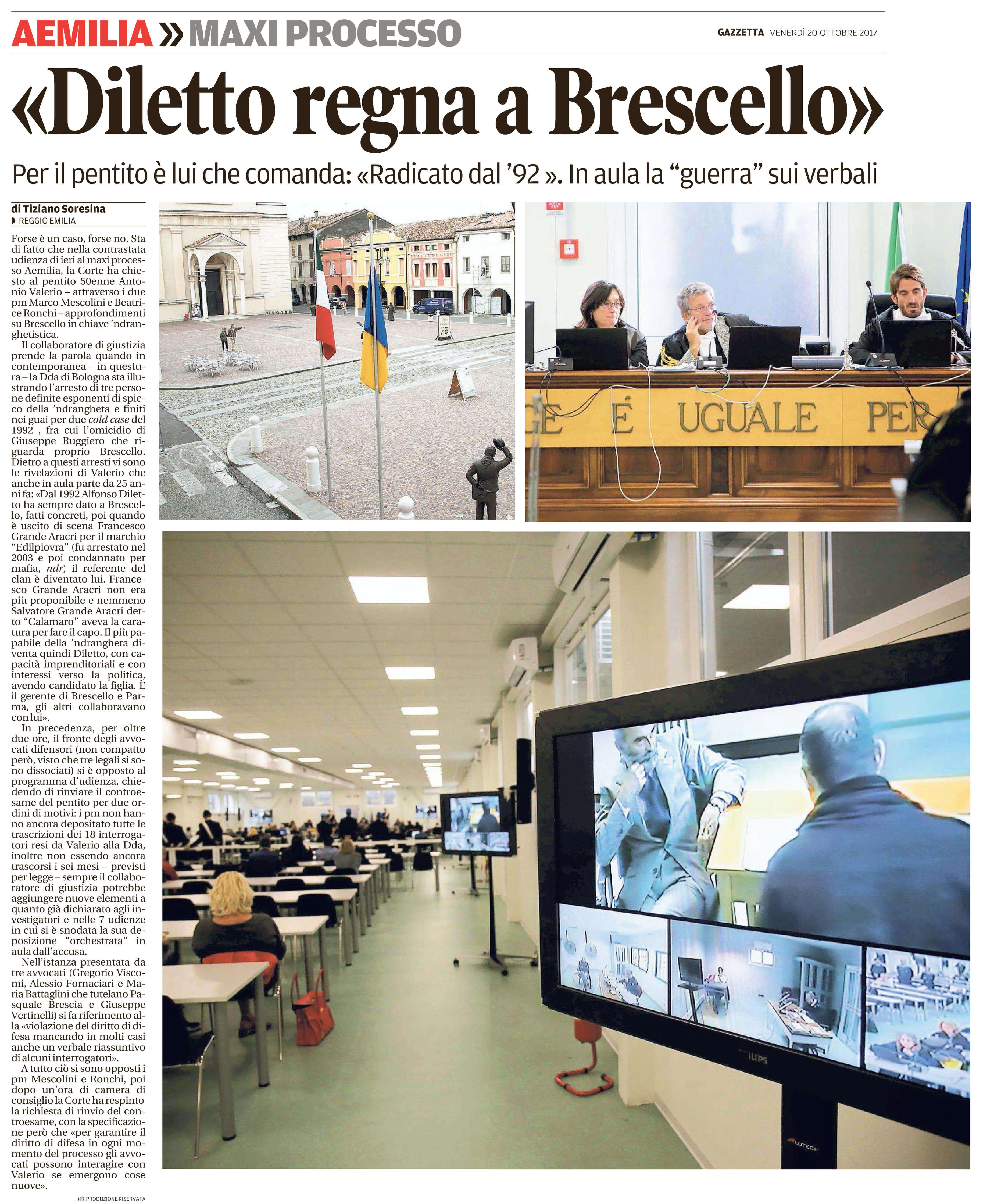 """""""Diletto regna a Brescello"""""""