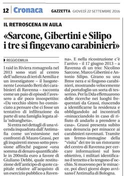 Sarcone, Gibertini e Silipo