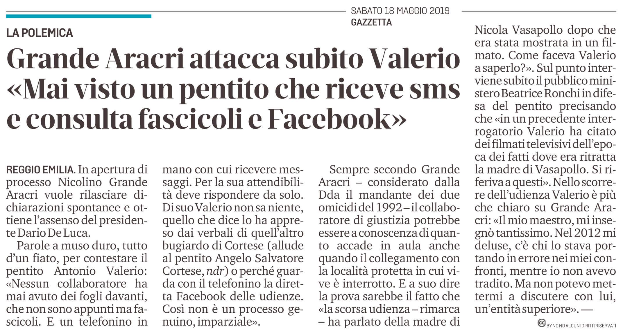 Fascicoli & Facebook