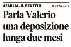 Gazzetta di Reggio - dalla prima