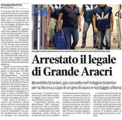Arrestato il legale di G.A.N.