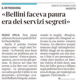 Bellini era dei servizi segreti