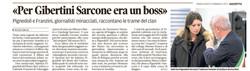 Sarcone era un boss