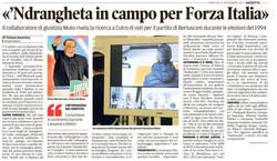 La 'Ndrangheta per Forza Italia