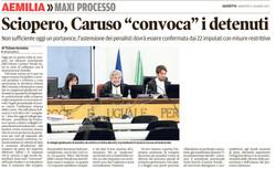 Caruso convoca i detenuti