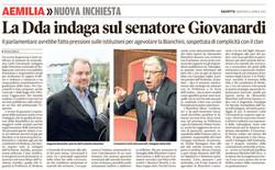 La DDA indaga su Giovanardi