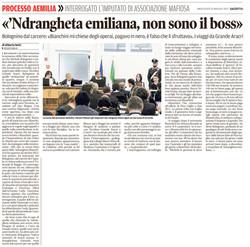 'Ndrangheta non sono il boss