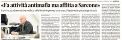 Salerno affitta ai Sarcone