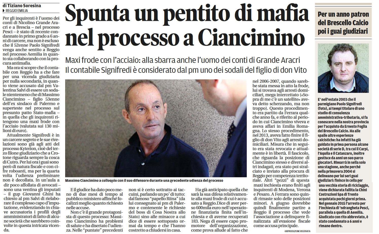 Processo Ciancimino