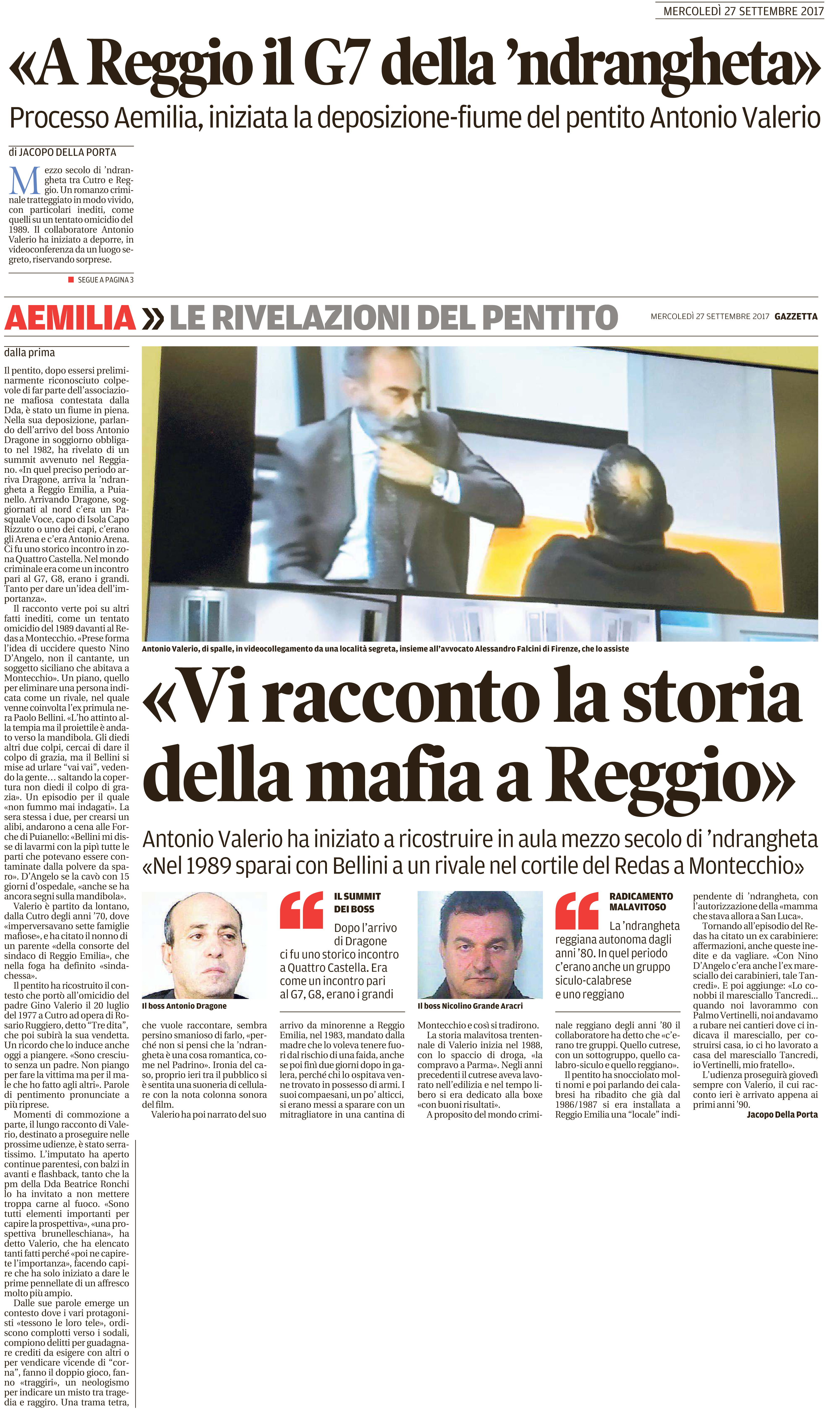 Il G7 a Reggio Emilia