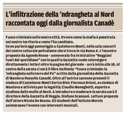 La 'ndrangheta raccontata