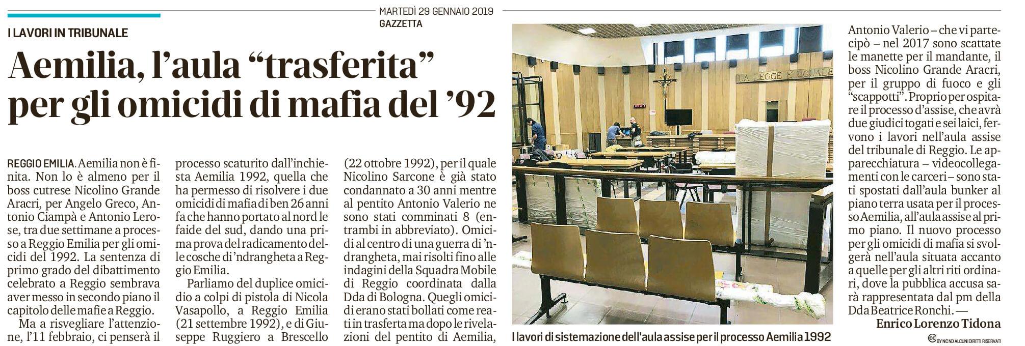 Gli omicidi di mafia del '92