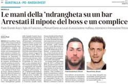 Arrestati Paolo Grande Aracri e Manuel Conte