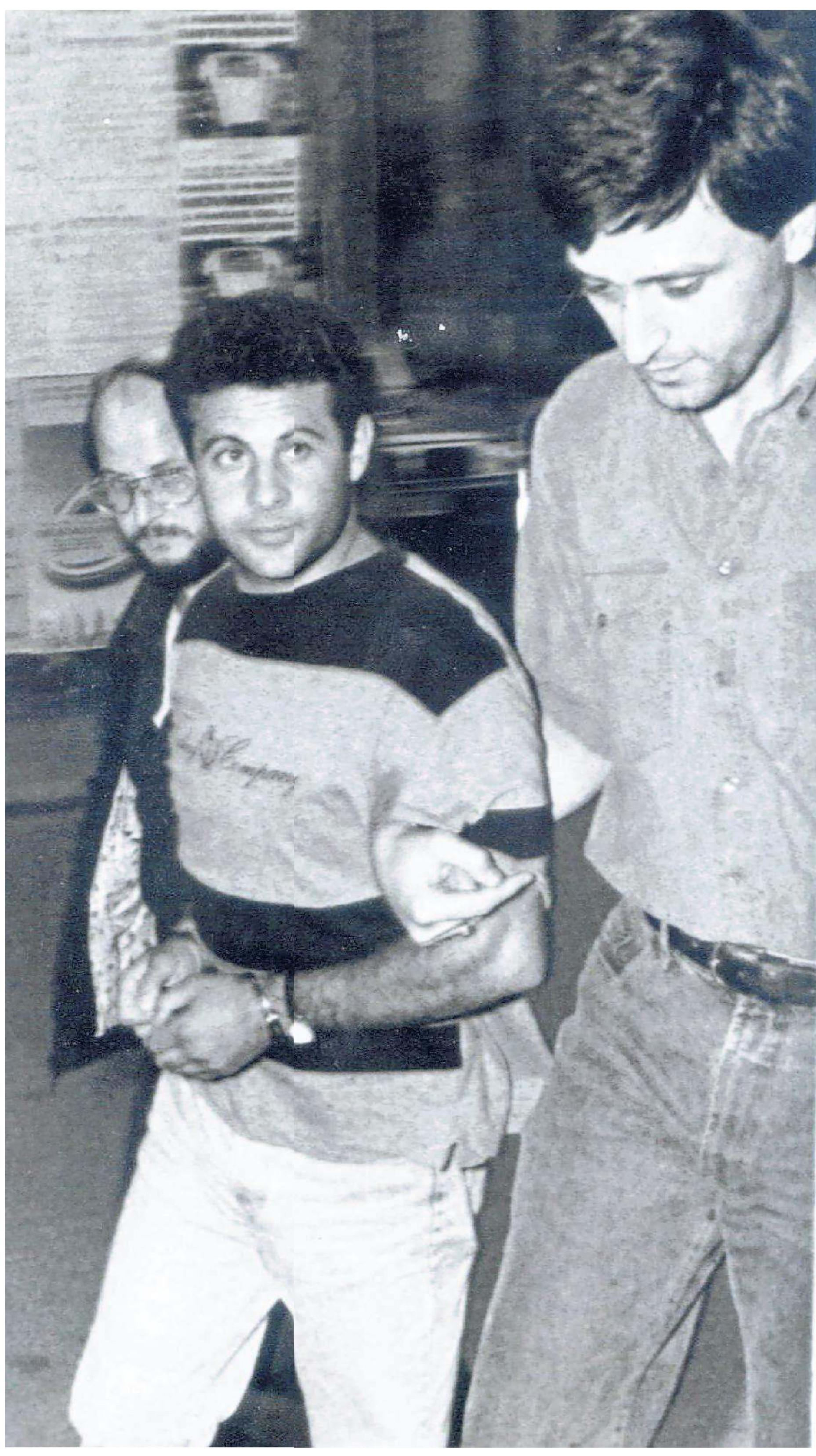 Antonio Valerio negli anni '90