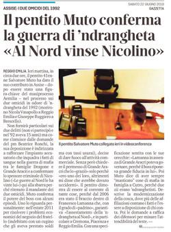Al nord vinse Nicolino