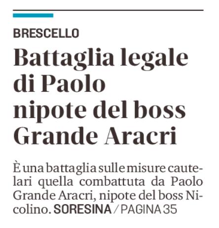 Paolo Grande Aracri