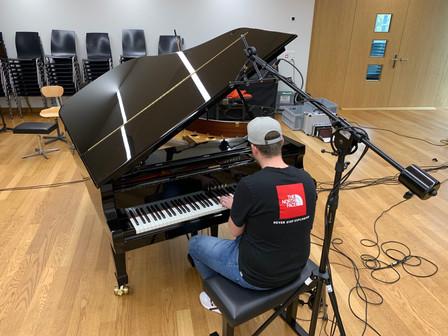 Flügel Recording