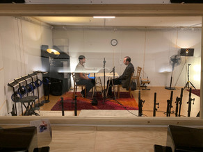 "Produktion Podcast ""Zeitgenossenschaft"""