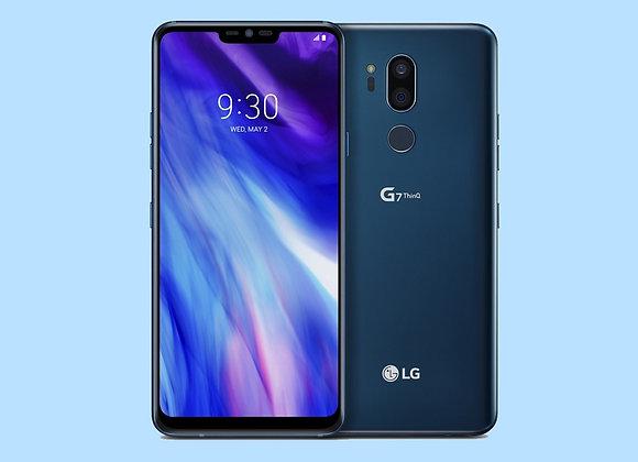 LG G7 ThinQ / 6G 128G / Unlocked / LM-G710N / Fast Free Shipping