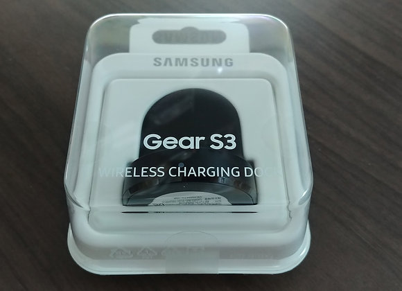 SAMSUNG Gear S3 Original Genuine Charger / EP-YO760B / Wireless Charging Dock