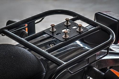 Suzuki DR650 OutBack Utility Rack W/ RotoPax Brkt