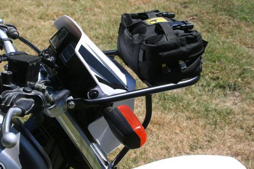 Yamaha TW200 Front rack | Welcome to ManRacks