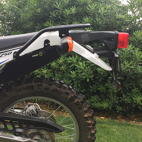 Yamha XT 250 Rubicon rack