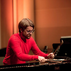 Nicholas Tolle performs at the Budapest Music Center August 2019