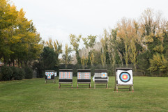 outdoor-archery-targets-on-grass-field-s