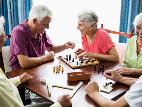 Is it time for Senior Living?