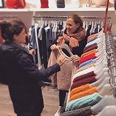 Shoppingberatung