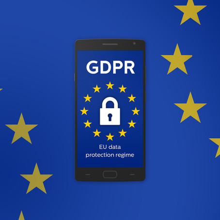 Intended and Unintended consequences of GDPR on market concentration