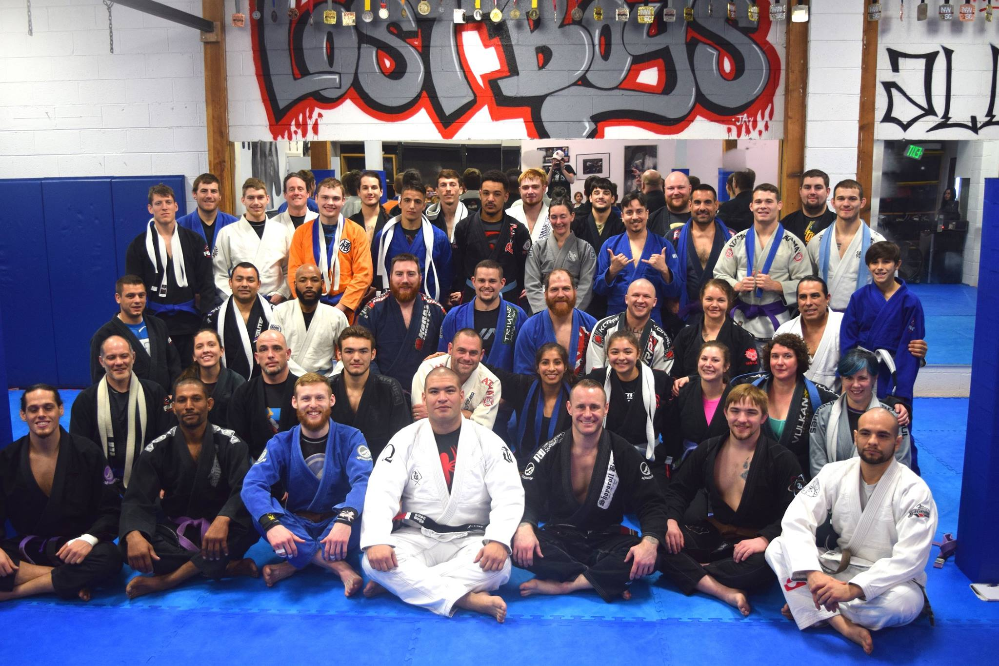 team photo mitch coats_Black Belt