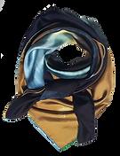 CARRÉ IRIS 97x97 Twill 100% Silk