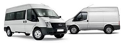 Just Transits , Ford Transits