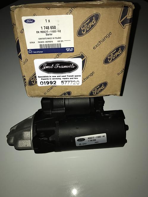 Genuine Ford Transit MK7 new starter motor